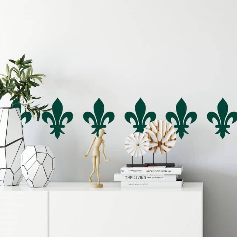 Fleur-de-Lis 1 Wall sticker