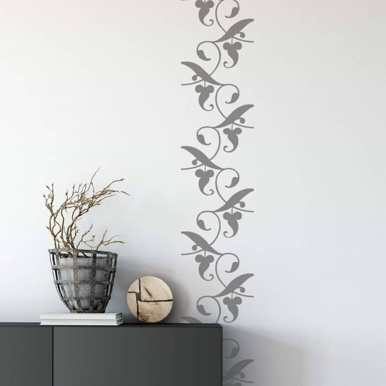 Border Elegant Wall sticker