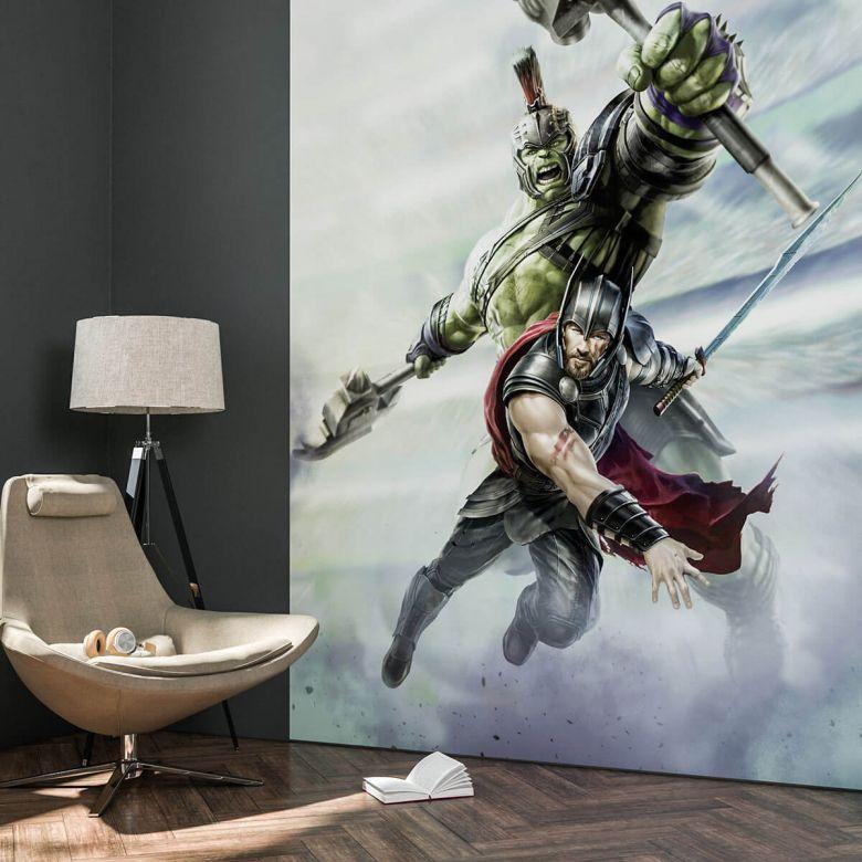 Fototapete Thor 3 Warriors