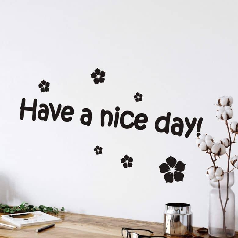Nice Day Wall sticker