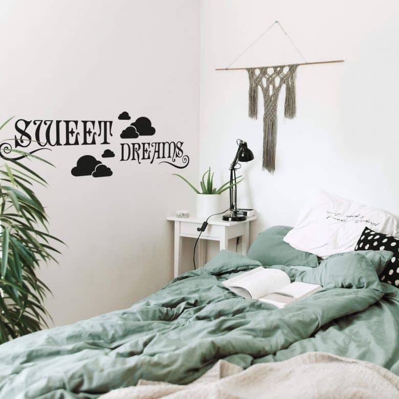 Sticker mural - Sweet Dreams