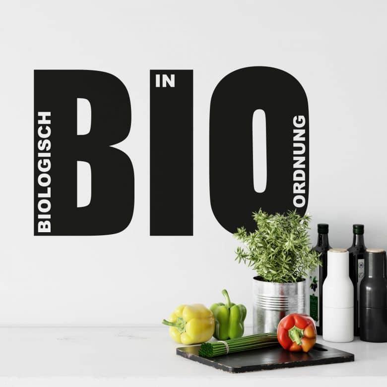 Sticker mural - Organic