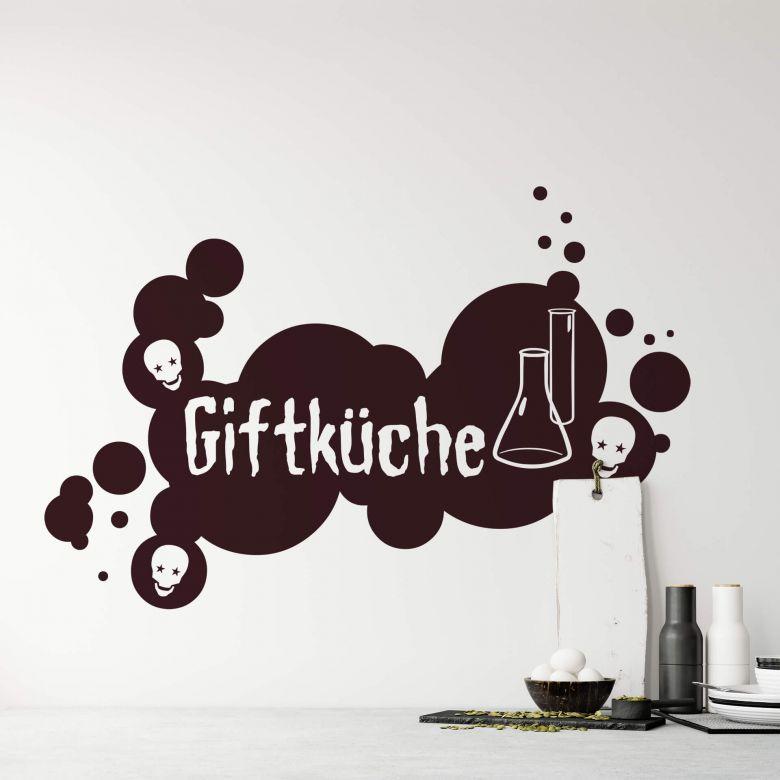 Graue Gestaltung Von Dem Flur Mit Wanddeko Bilderrahmen: Mit Dieser Küchendeko Kann Man Gut