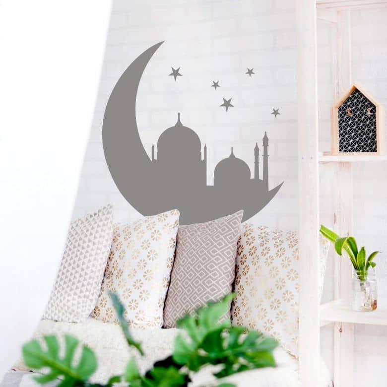 Arabian Night Wall sticker