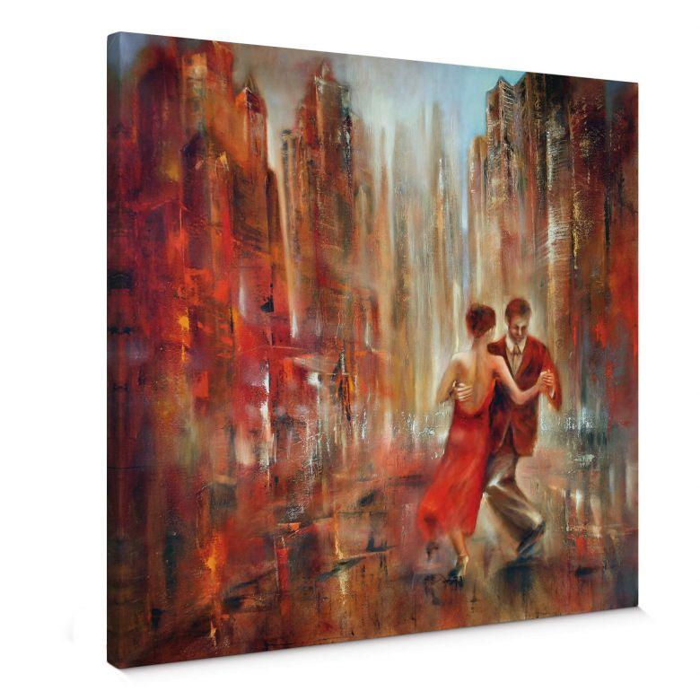 Canvas Schmucker - Tango