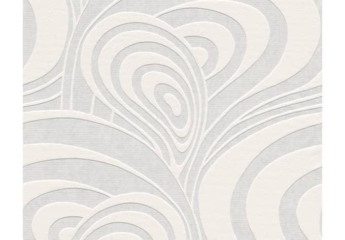 Mustertapete A.S. Création überstreichbare Vliestapete Meistervlies 4 PRO Weiß, überstreichbar
