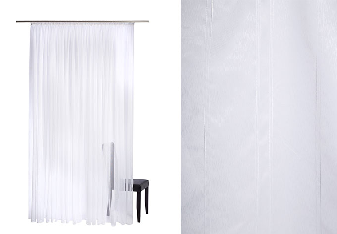 Homing Fertigstore Modesto 2,45 x 6 m weiß