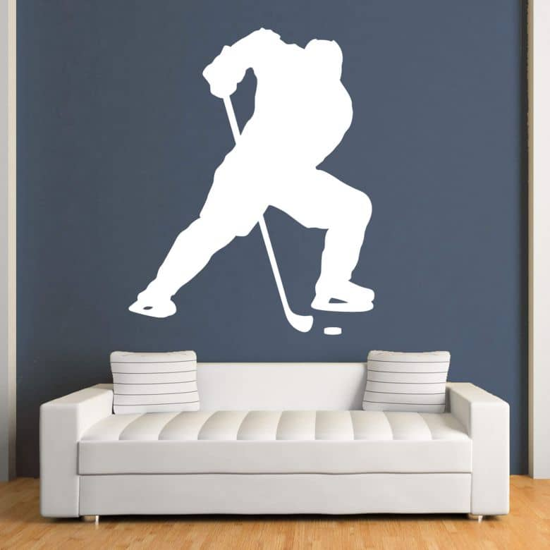 Hockey 2 Wall sticker
