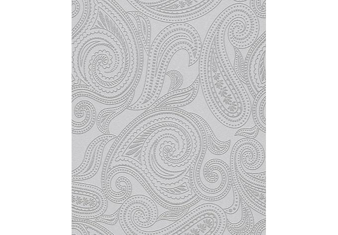 barbara becker mustertapete vliestapete bb home passion 2016 muster grau - Tapete Muster Grau