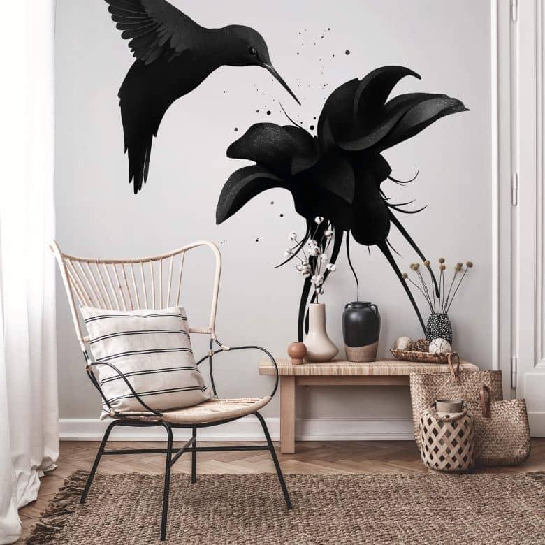 Photo Wallpaper Ireland - Hummingbird
