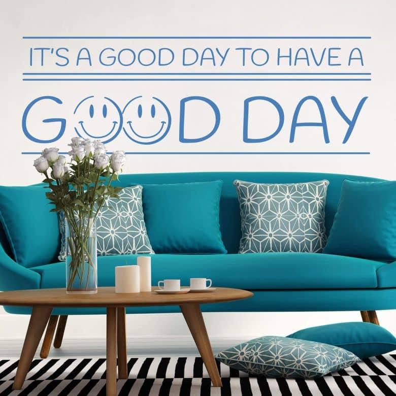 Good Day Wall sticker