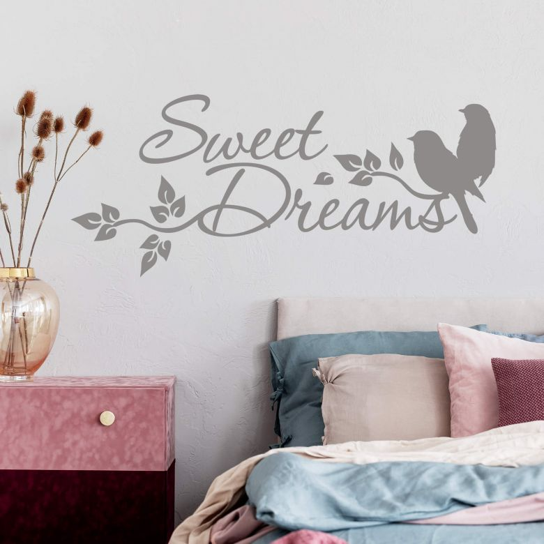 Wandtattoo Sweet Dreams 4