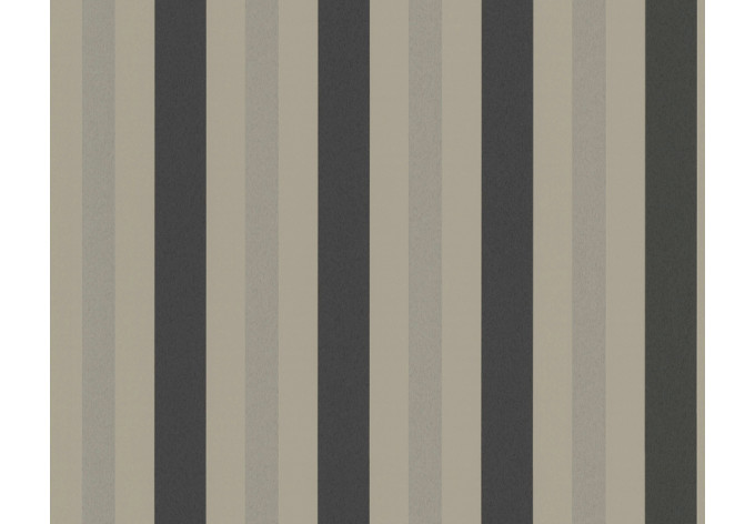 Mustertapete Architects Paper Tapete Stripe by Porsche Design Studio Beige, Grau, Metallic