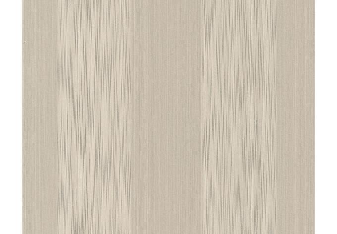 Mustertapete Architects Paper Textiltapete Tessuto Graubeige, Perlweiß