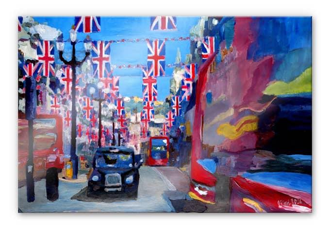 Bleichner - London Impression - Acrylic Glass