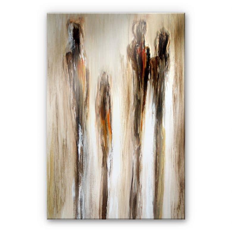 Acrylglasbild Melz - Te Queue