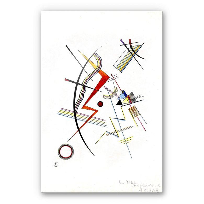 Acrylglasbild Kandinsky - Jahresgabe für die Kandinsky Gesellschaft