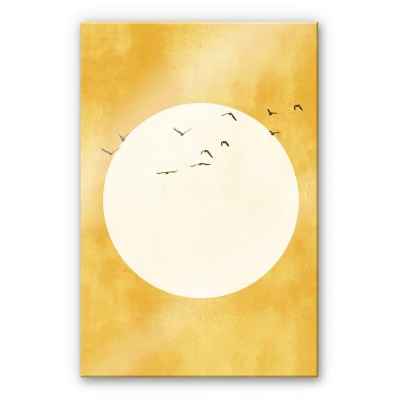 Acrylic Print Kubistika - Sunshine