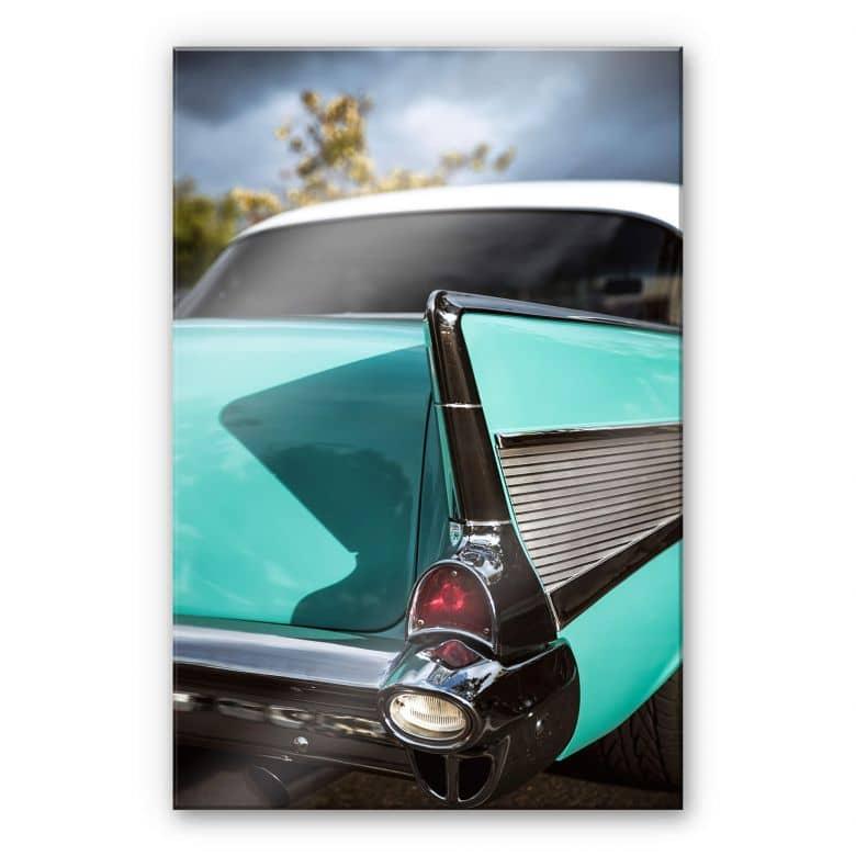 Acrylglasbild Ochlich - Bel Air Flair