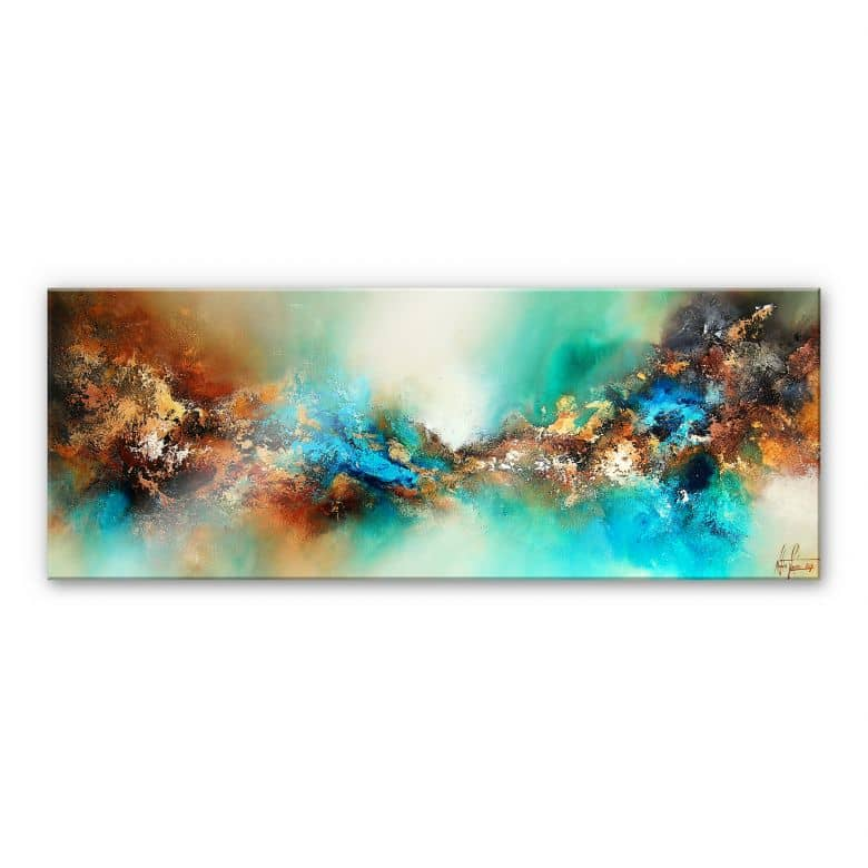 Acrylic Glass Fedrau Blended Wall Art Com