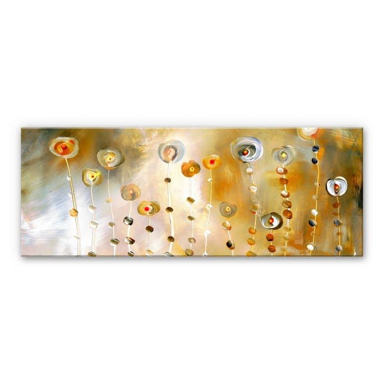 Acrylic glass Niksic - Golden Eye - Panorama