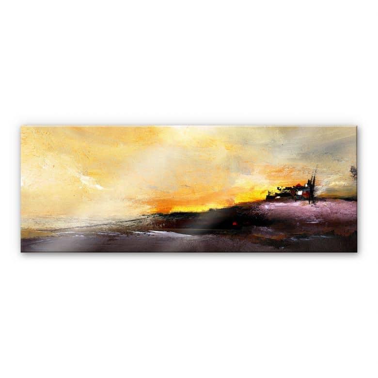 Acrylic glass Niksic - Good Morning - Panorama