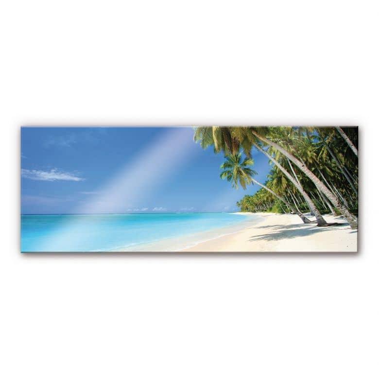 XXL Wandbild Paradise - Panorama