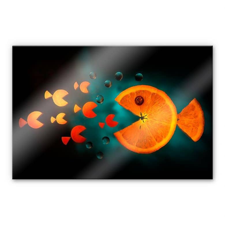 Acrylglasbild Ianeva - Sweet Carrot