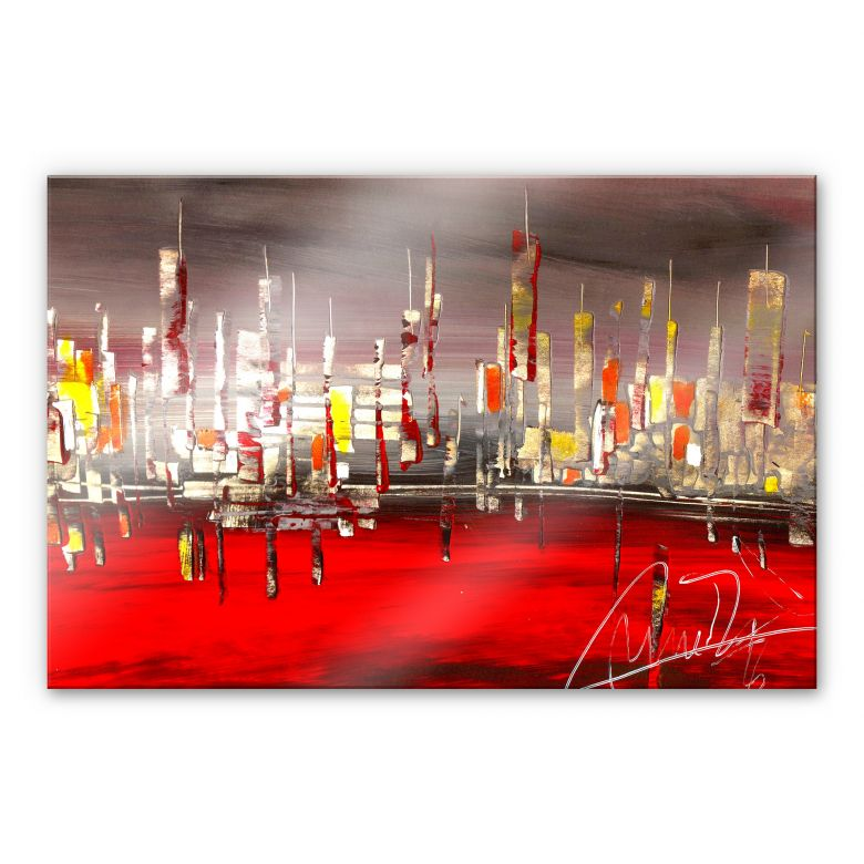 Acrylic glass Niksic - Metropolitan