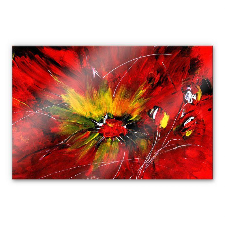 Tableau en verre acrylique - Niksic - Passionata