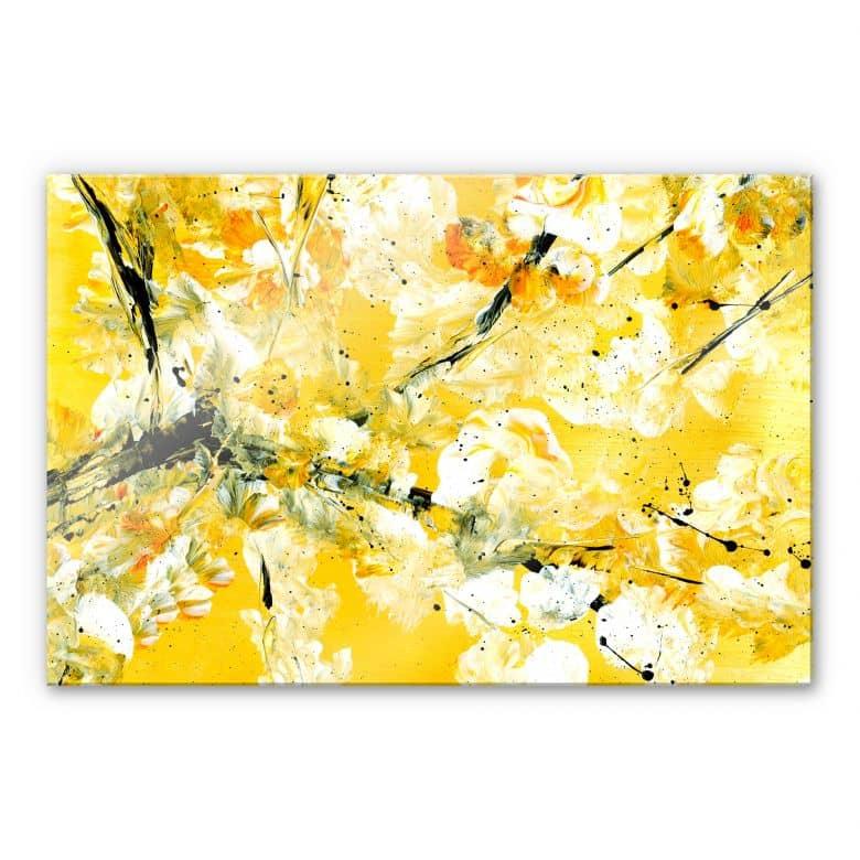 Acrylglasbild Niksic - Blütezeit
