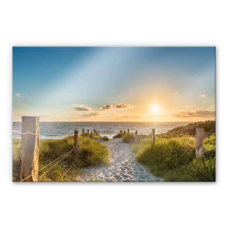 Acrylic - Sunset