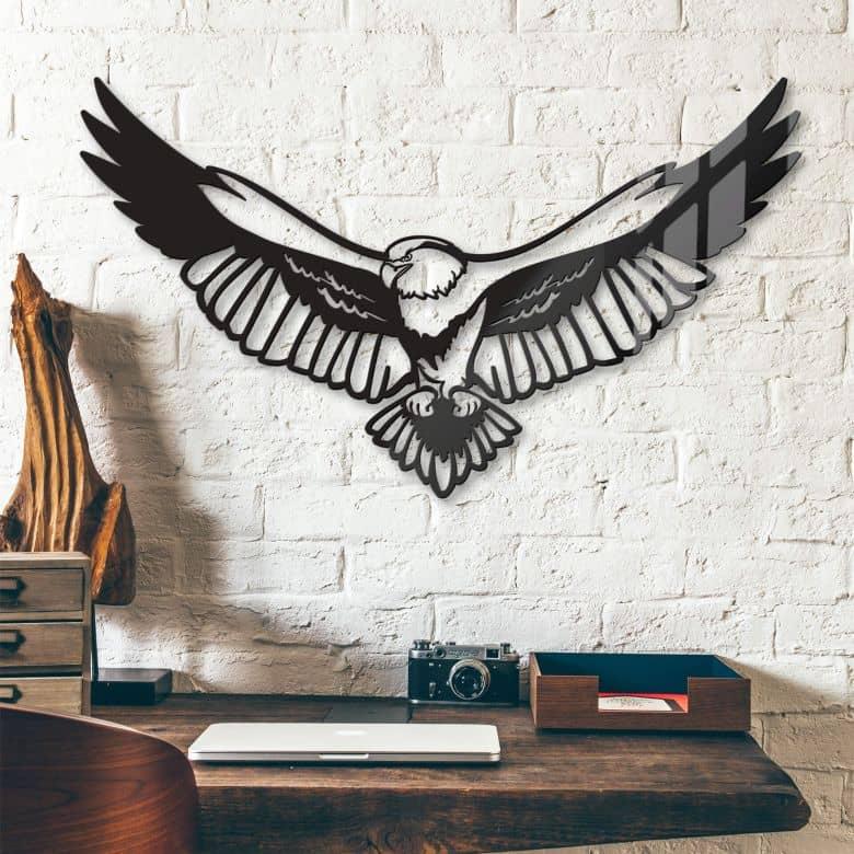 Acryldeko Adler