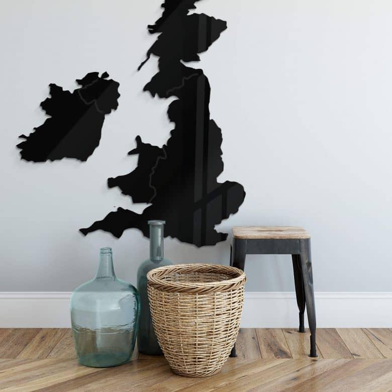 Decoro in acrilico - Inghilterra ed Irlanda