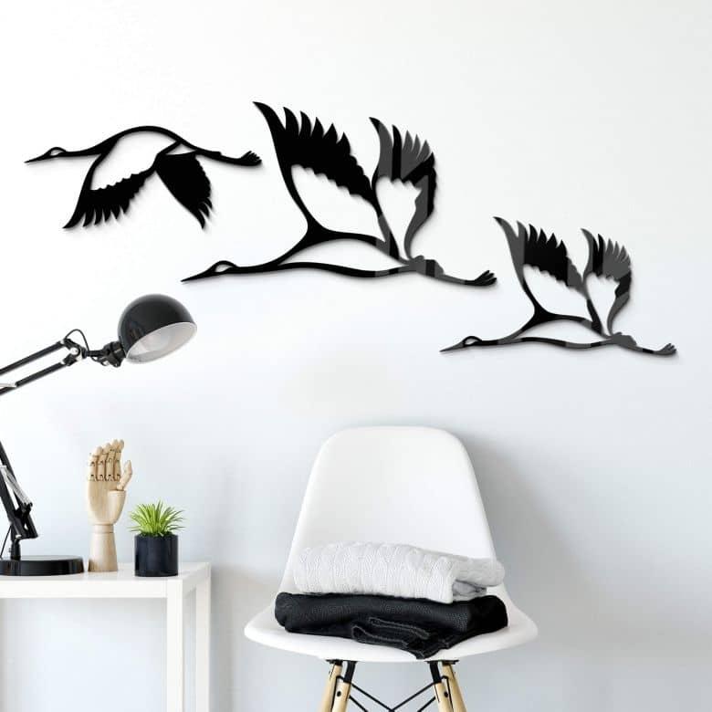Acrylic Art - Birds 02