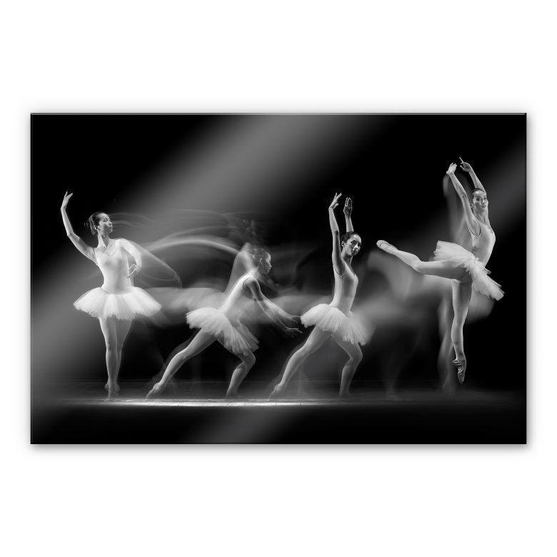 Acrylglasbild Bunjamin - Ballett-Performance