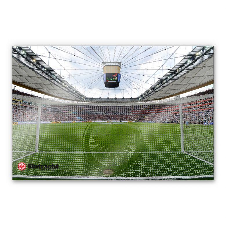 XXL Wandbild Eintracht Frankfurt Arena Tornetz