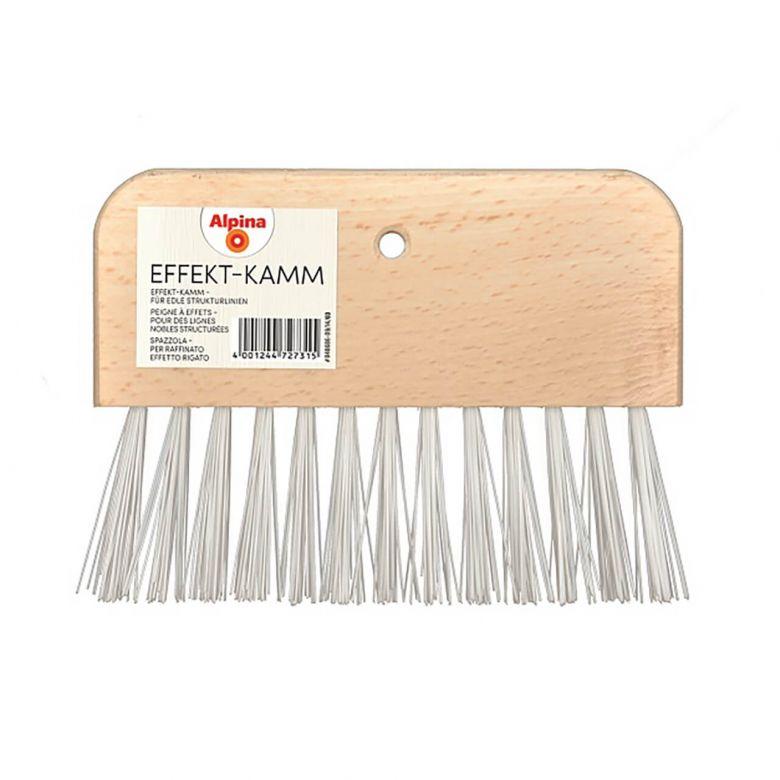 Alpina Effekt-Kamm für Linien-Effekt