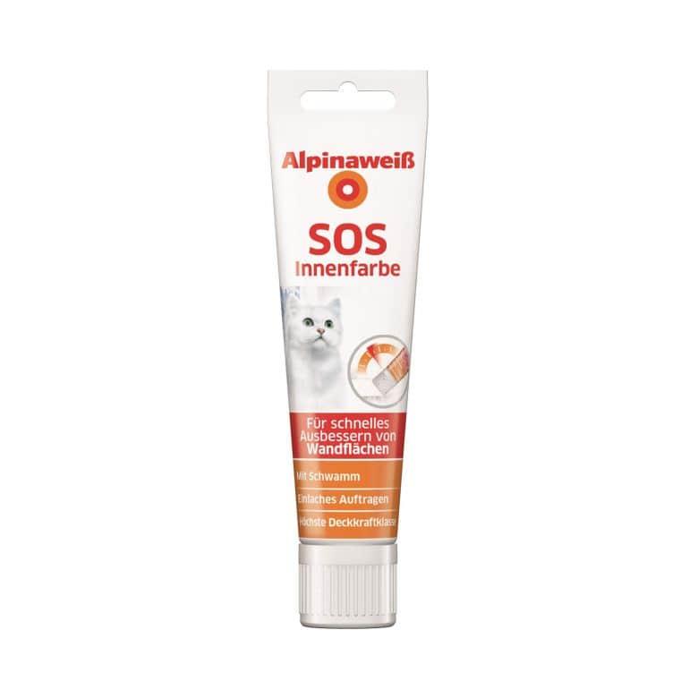 Alpinaweiß SOS-Tube 0,1 Liter