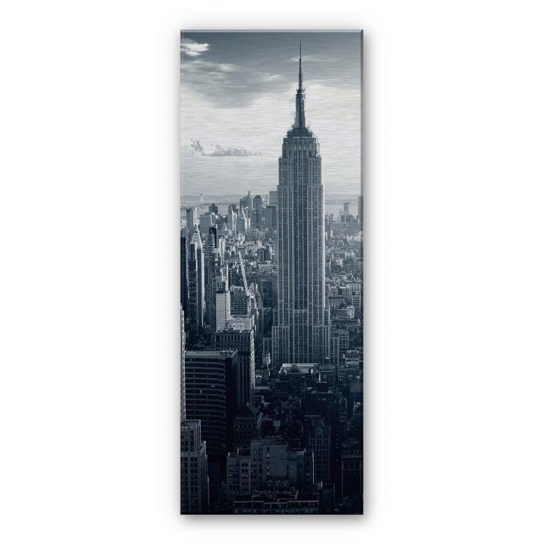 Alu-Dibond Bild The Empire State Building
