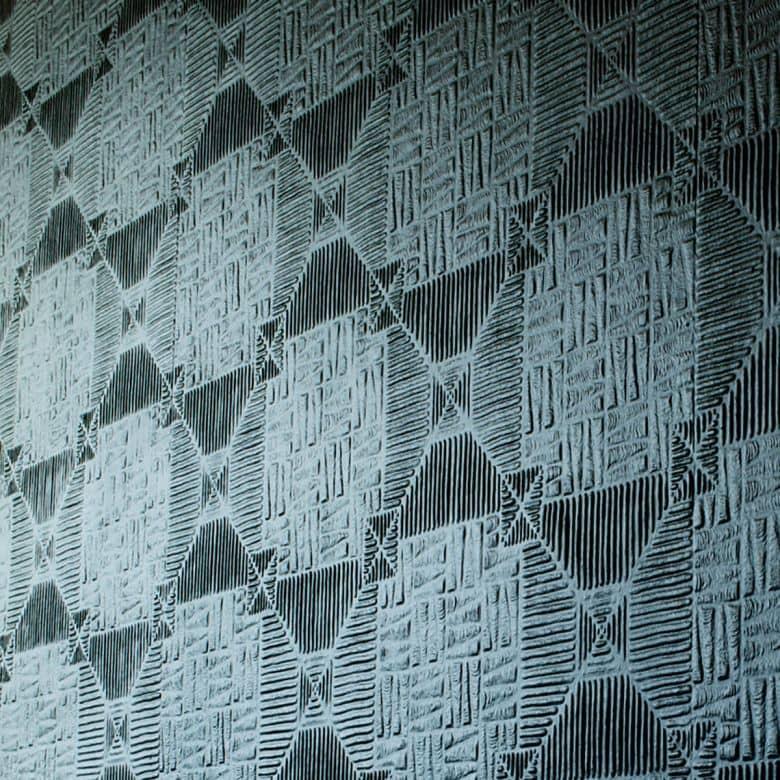 Anaglypta® Supaglypta Inca Designmuster Vliestapete überstreichbar, weiß