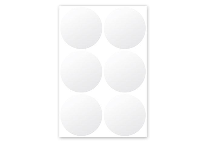 Anti-Rutschsticker Transparente Folie