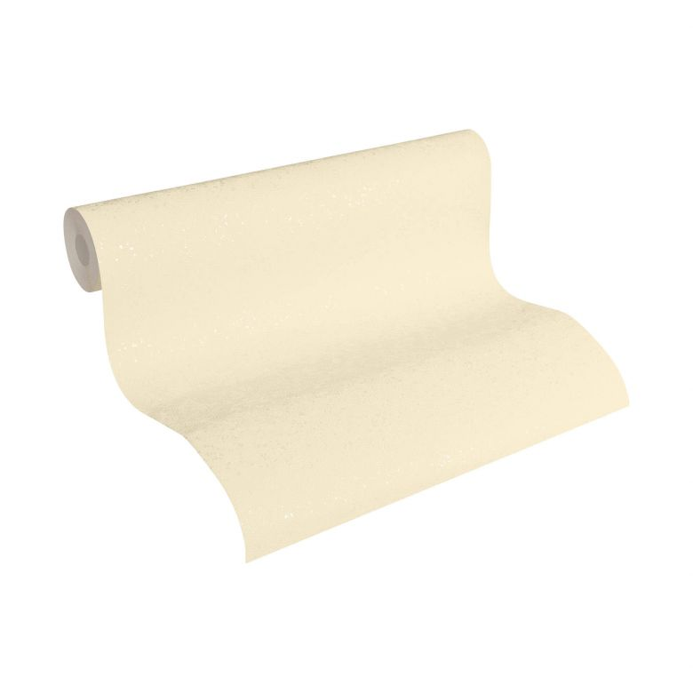 Architects Paper Tapete Kind of White by Wolfgang Joop creme