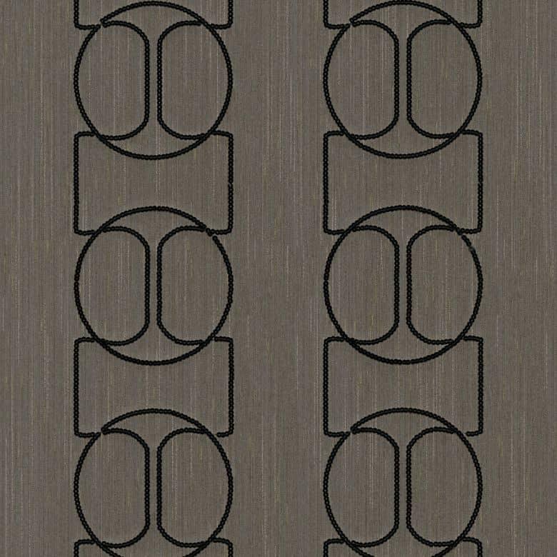 Architects Paper textiles Designpanel AP Wall Fashion braun, metallic