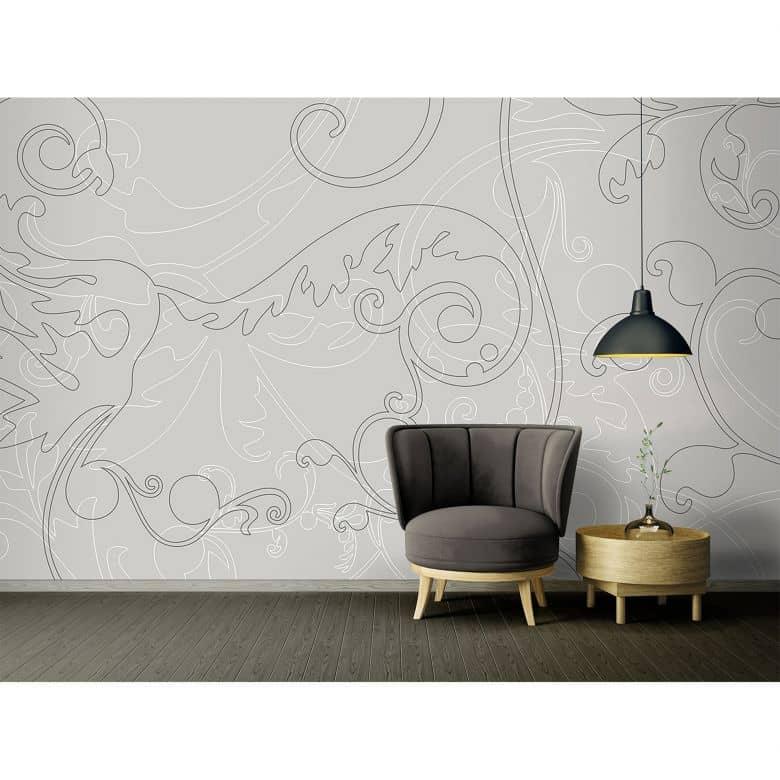 Architects Paper Fototapete Atelier 47 Ornament Art barock
