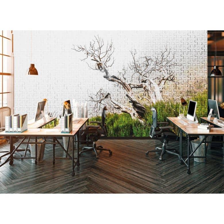 Architects Paper Fototapete Atelier 47 Death Tree Puzzle Baum