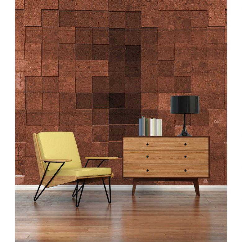 Architects Paper Fototapete Atelier 47 Mosaic Tiles in 3D Optik