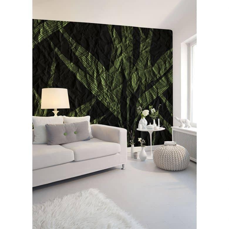 Architects Paper Fototapete Atelier 47 Paper Leaves Blumen