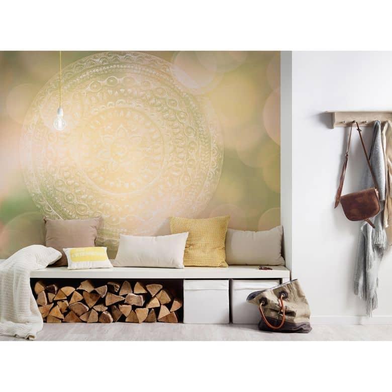 Architects Paper Fototapete Atelier 47 Mandala orientalisch