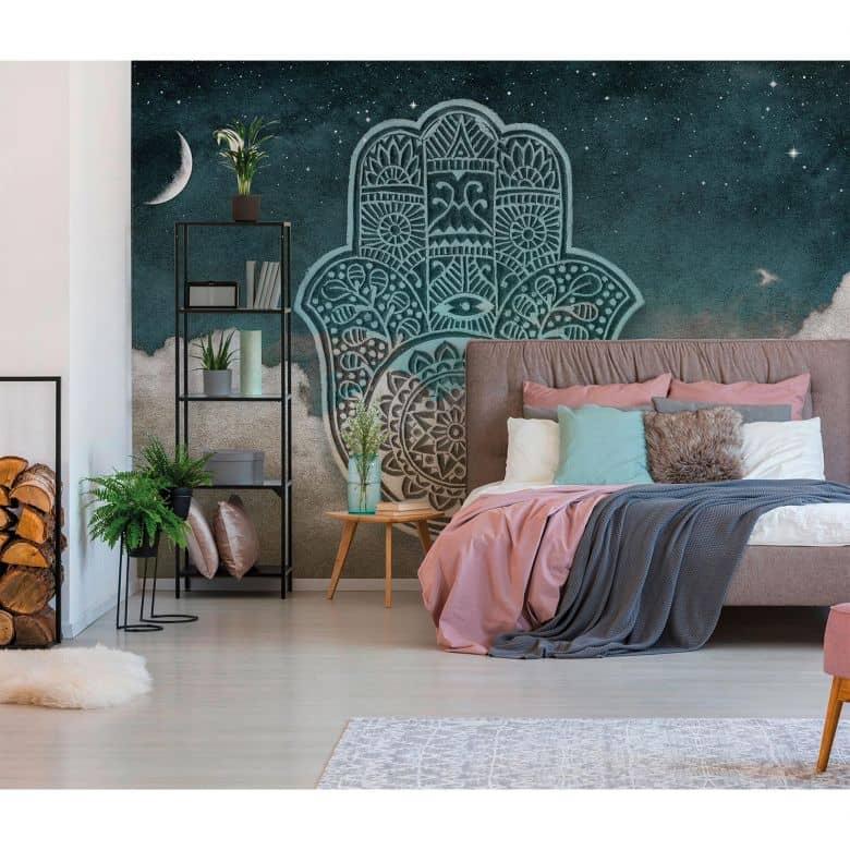 Architects Paper Fototapete Atelier 47 Hamsa orientalisch